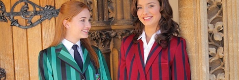 Customised made to order school and academy blazers