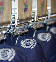 Personalised embroidery and printing for school uniform and sports wear