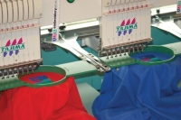 Badges, embroidery, printing for school uniforms and sportswear